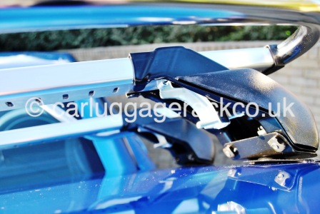 Toyota Mr2 Boot Rack